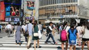 Shibuya Walking tour