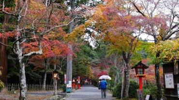 Kyoto-Oharano-Shrine