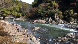 Kameoka Hozugawa River Boat Ride – 保津川下り
