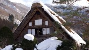 Shirakawa-Go Ogimachi Winter Part I