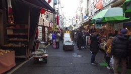 Tsukiji Walk