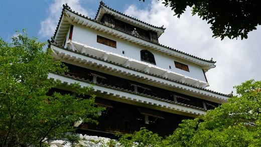 Yamaguchi-Iwakuni-Castle