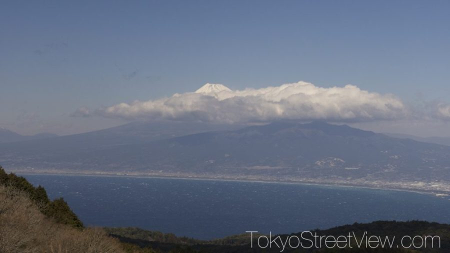 Mt. Fuji from Izu
