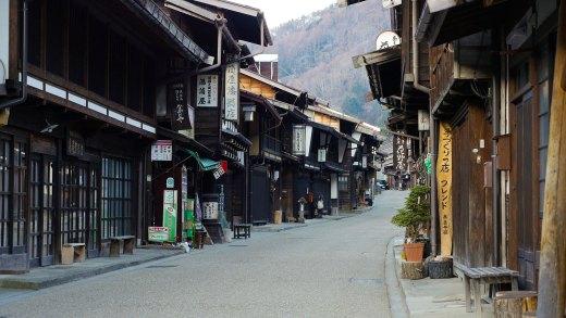 Narai-Juku (Kiso Valley)
