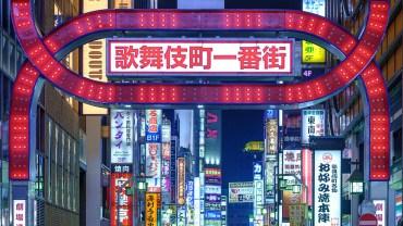 Welcome to Kabukicho