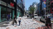 Walking around Shibuya Dogenzaka