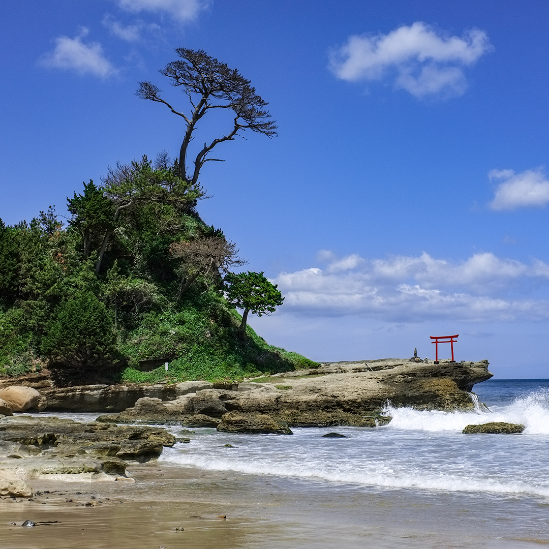 Shirahama Beach