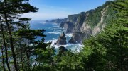 Iwate Cliffs and Coasts