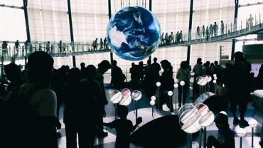 Miraikan: science and robots on display