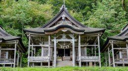 Akagami Shrine Goshado