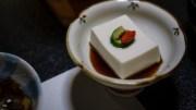 Temple food: goma tofu superstar