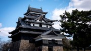 Matsue castle: one of the very few authentic ones left in Japan