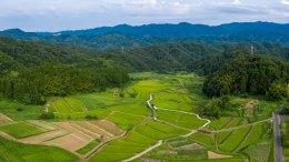 San-nouji Terraced Rice Fields