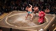 Sumo Match – Ryogoku Kokugikan