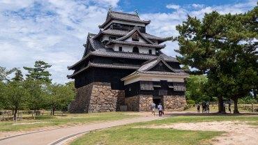 Matsue Castle Moat boat ride