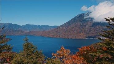 Nikko National Park in Autumn