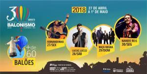 30º Festival Internacional de Balonismo @ Torres