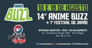 Anime Buzz 14ª Edição @ Porto Alegre | Rio Grande do Sul | Brasil