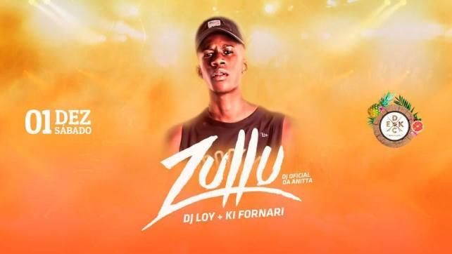 DJ Zullu no Deck22