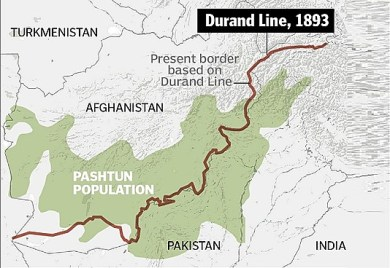 The Durand Agreement or the Kabul Convention of 1893