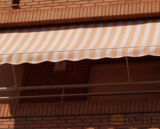 Toldo Balcón Stor
