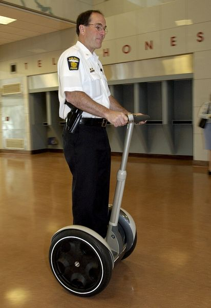 Segways Offered For Sale Online To General Public The Blade
