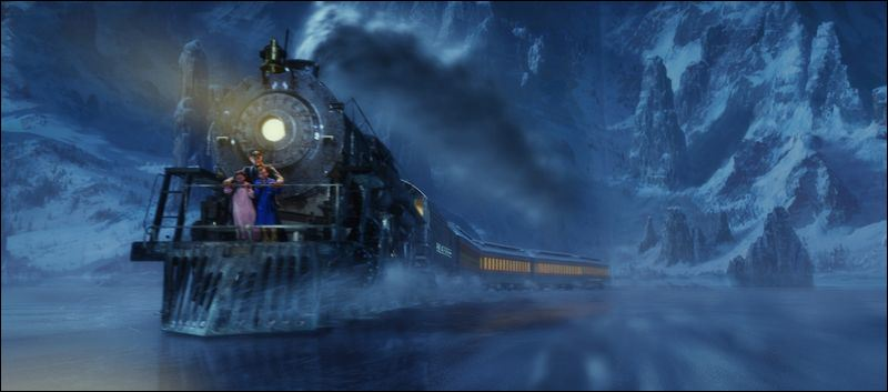 Tom Hanks Polar Express Characters