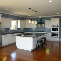 Kitchen Island Set Teal Rugs At Home In The Hamptons: New Construction From Homes By ...