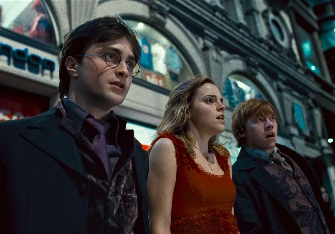 Harry Potter And The Deathly Hallows: Part 1 * * * * | Toledo Blade