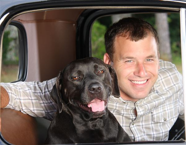 Nascar Driver Ryan Newman Makes Animals His Cause The Blade