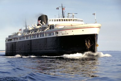 Lake Mich. ferry nears deadline to end ash dumping - The Blade