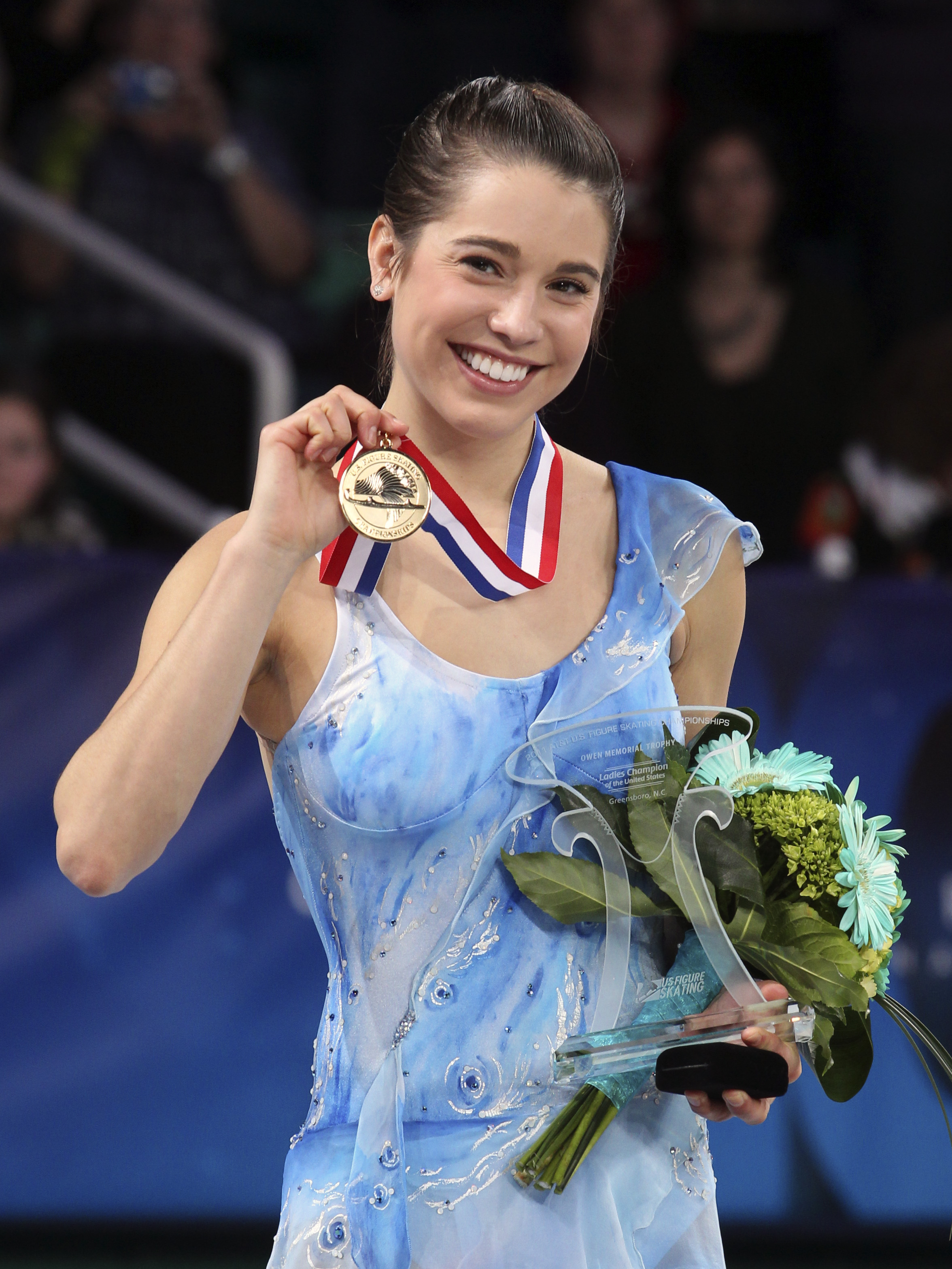 Czisny looks for 3rd US figure skating title  The Blade
