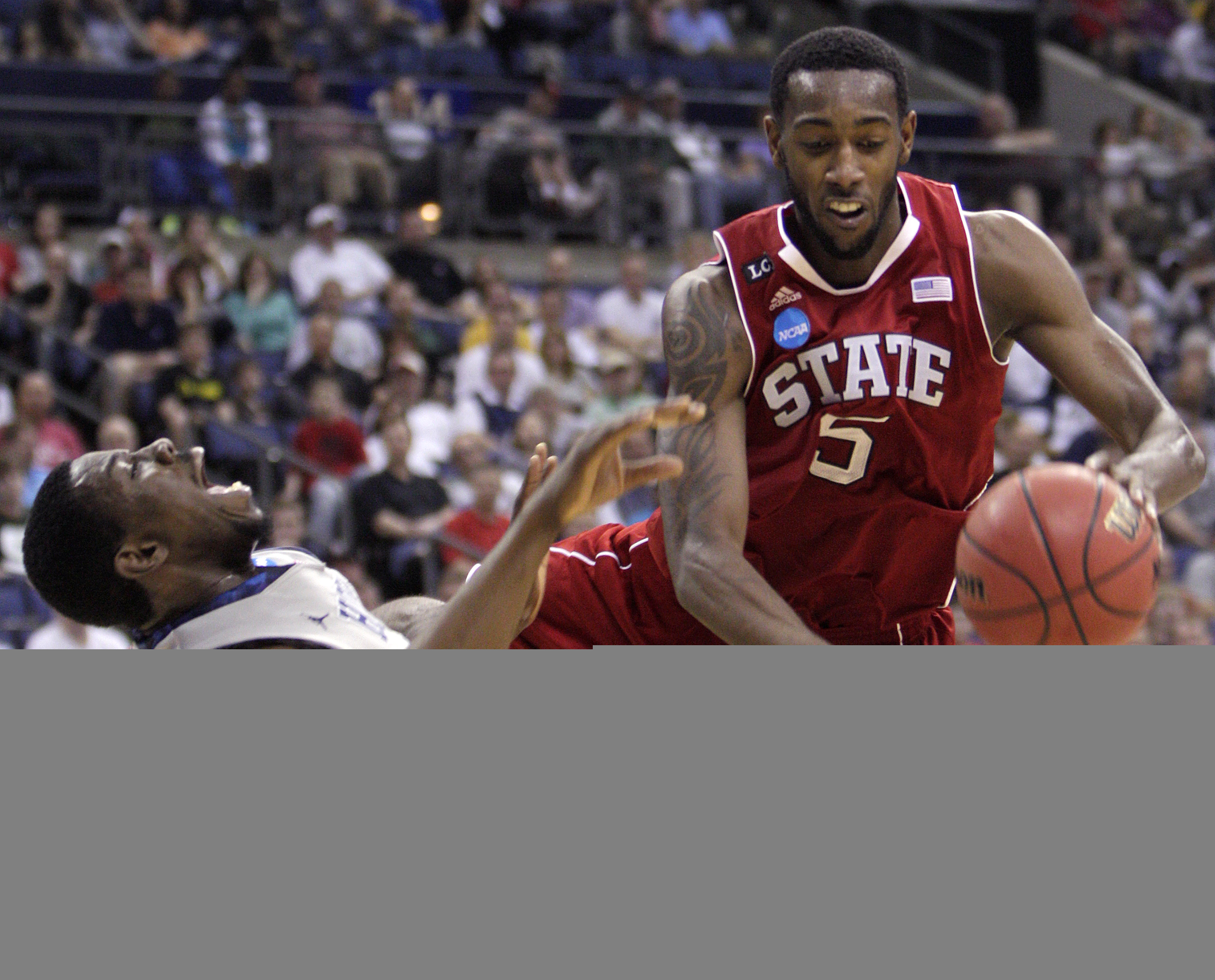 NC State Holds Of Georgetown The Blade