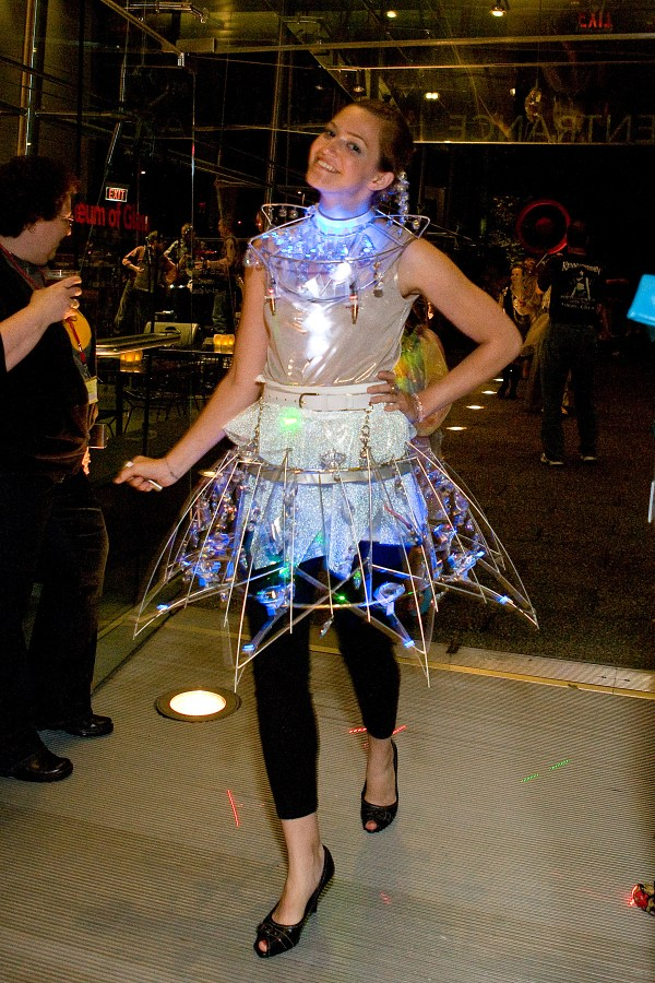 Conference Close With Sparkling Fashion Show - Blade