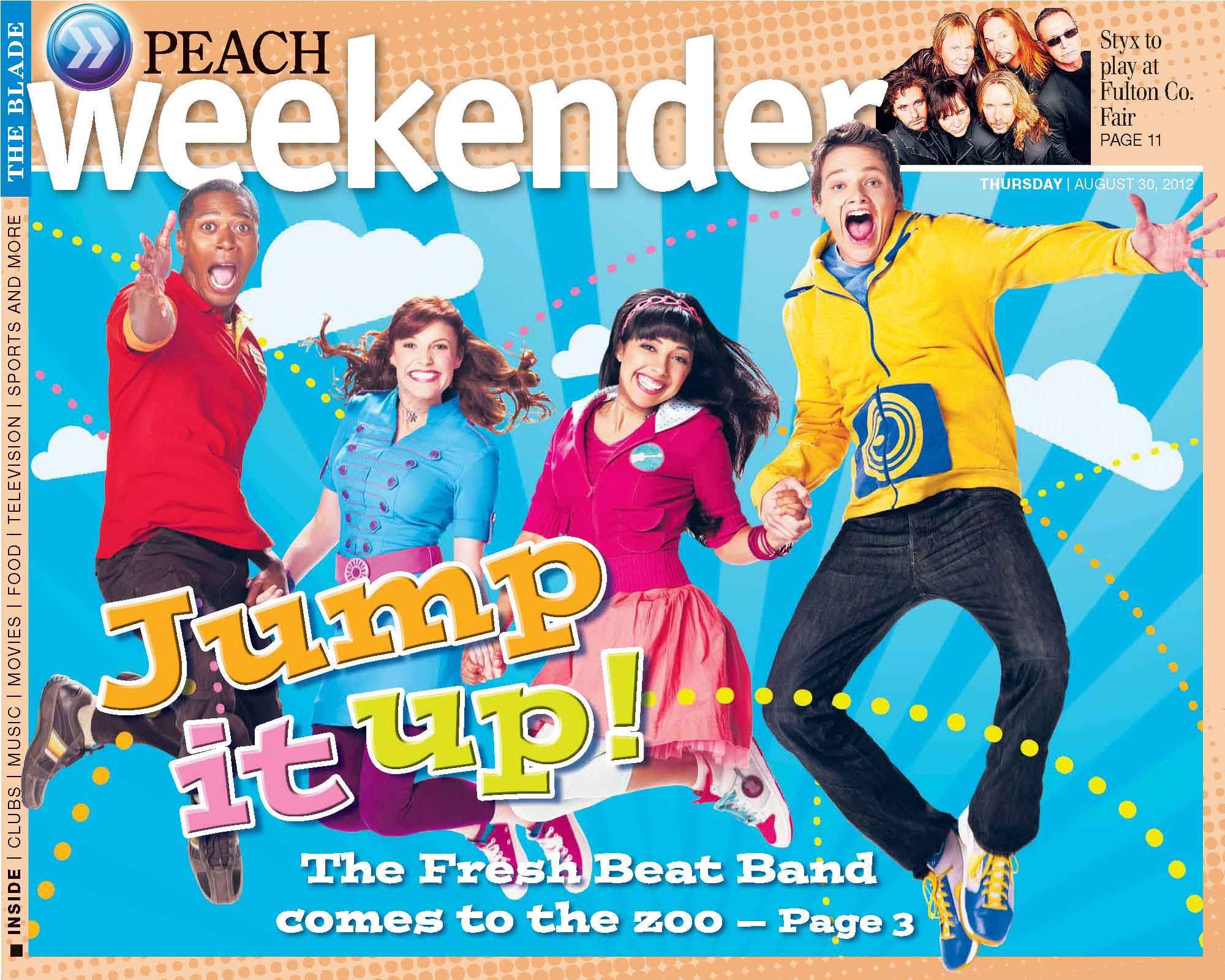 Fresh Beat Band Kiki
