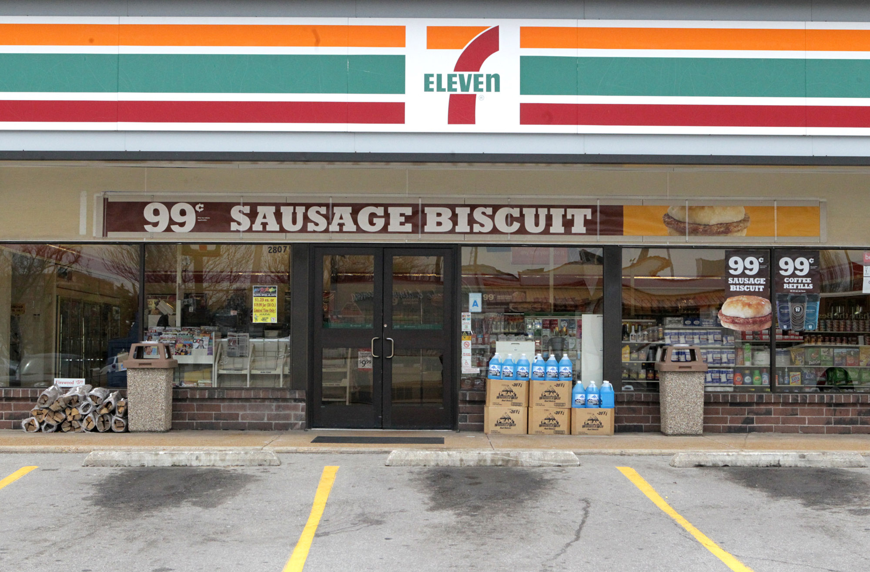 7 Eleven Offering Customers Healthy Fresh Food Choices