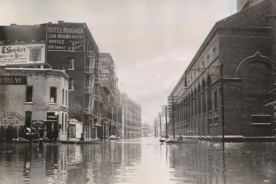 1913 Ohio Flood Gallery The Blade