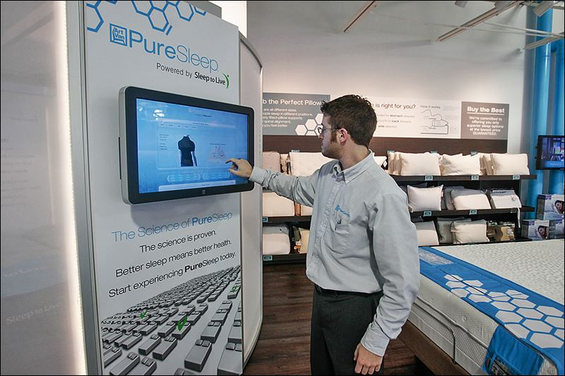 mattress selection and computers