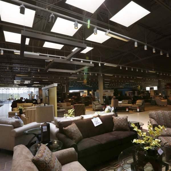 Art Van Furniture Debuts Store - Blade