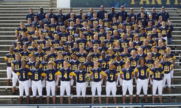 Toledo Whitmer High School Football