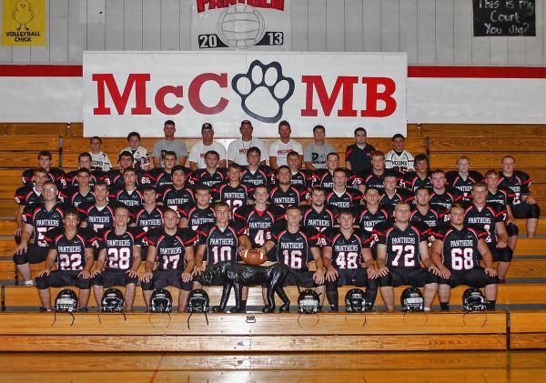 McComb Ohio High School Football Team