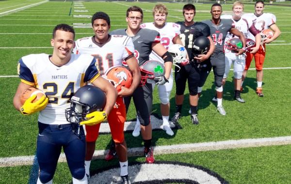Ohio High School Football Team