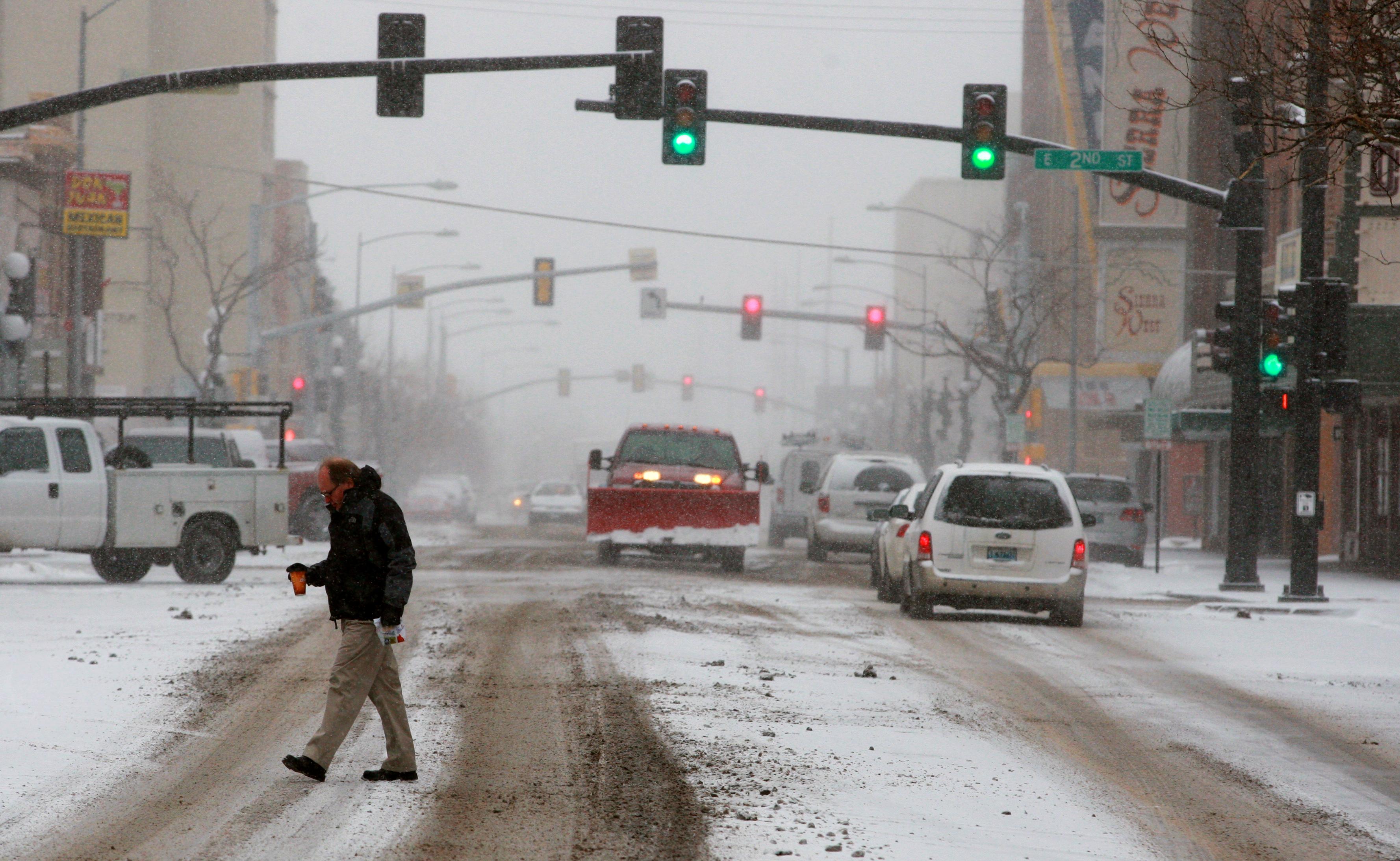 Wyoming November Casper Weather