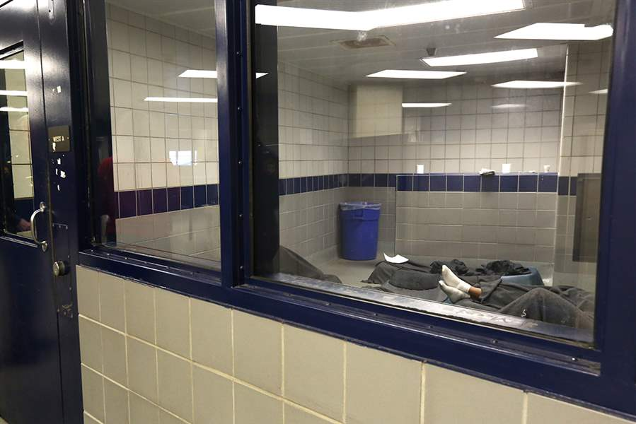 New Lucas County jail plan addresses mental health  The Blade
