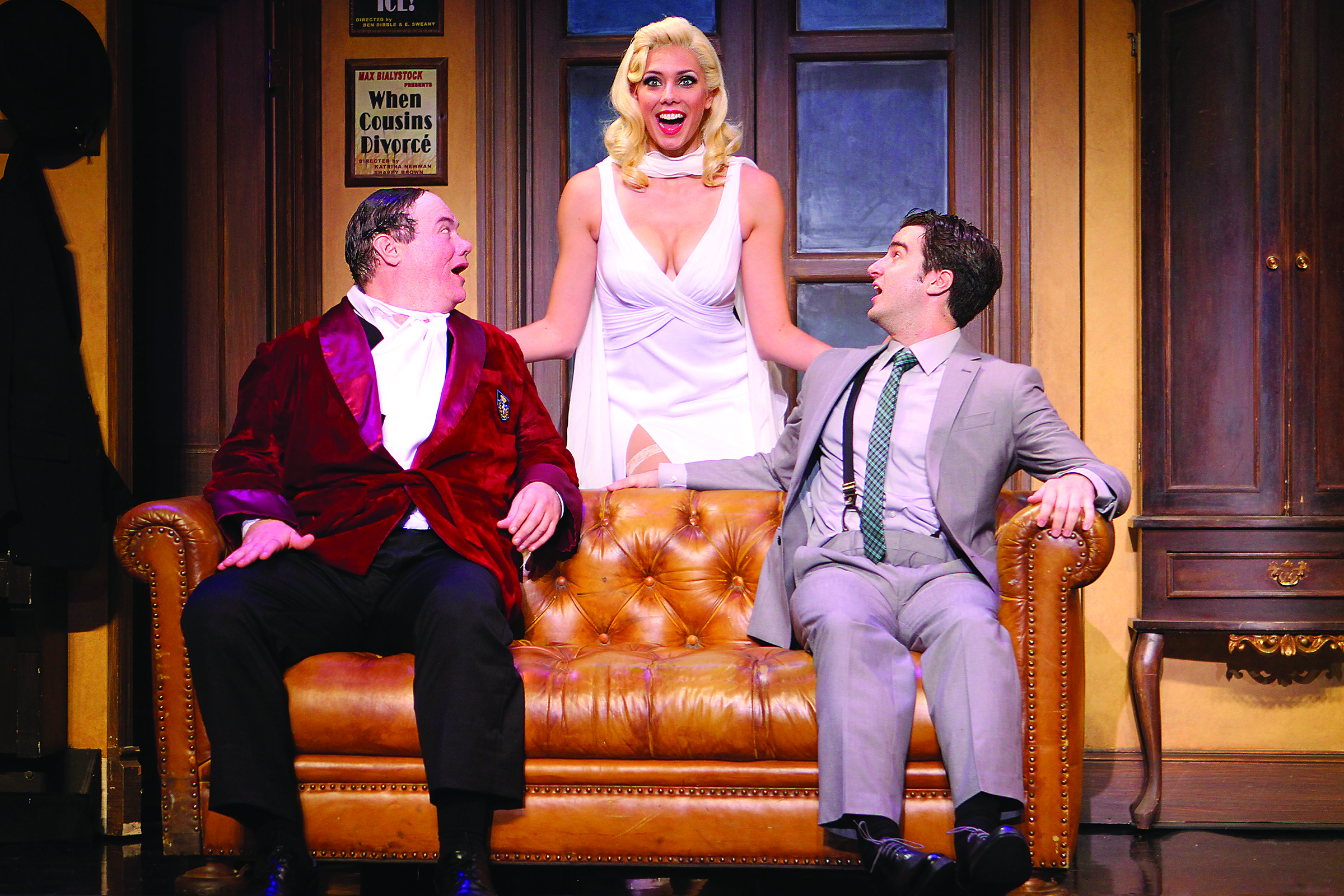 National Tour Of The Producers To Perform At The