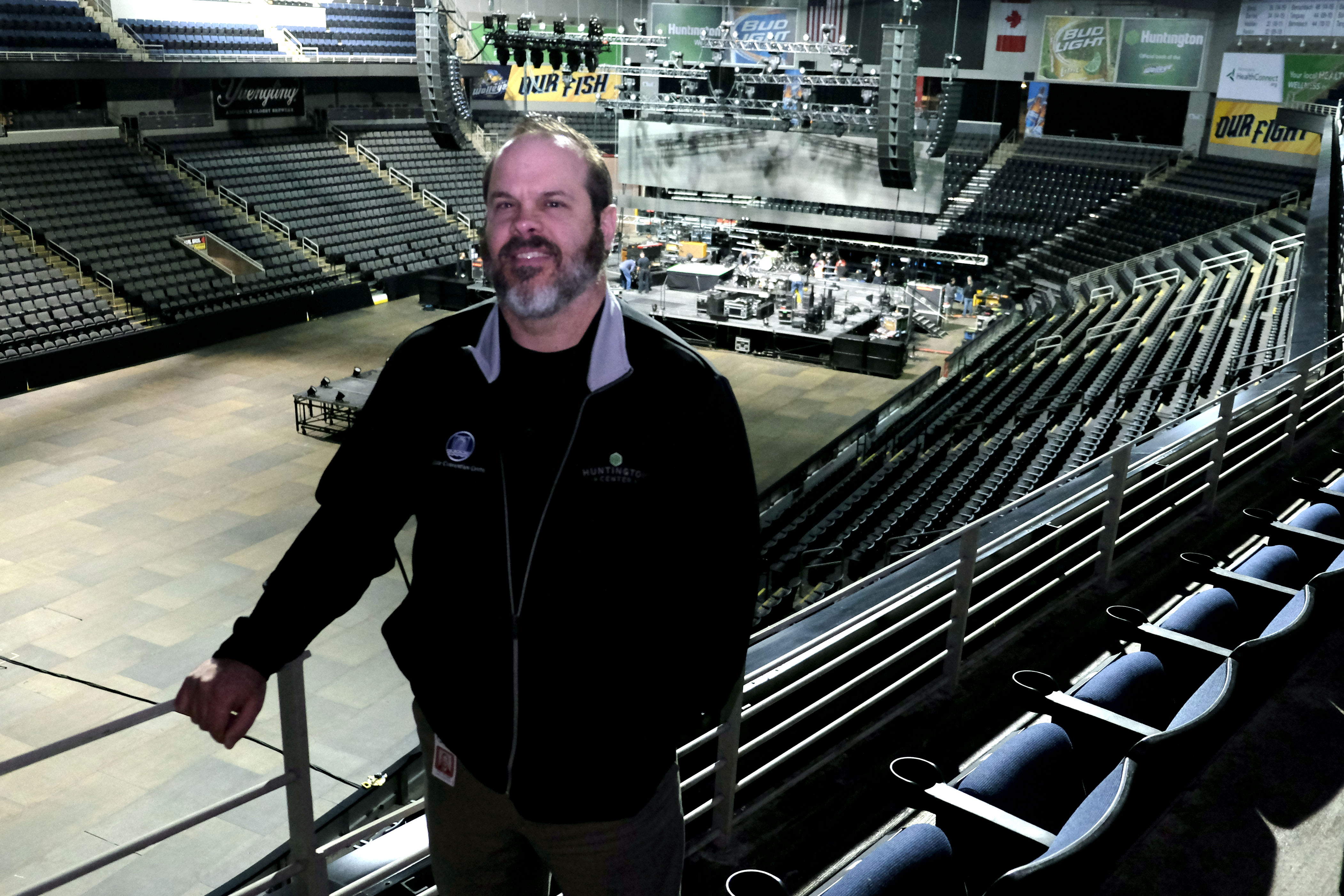 Area Concert Promoters Work Hard To Bring Big And Small
