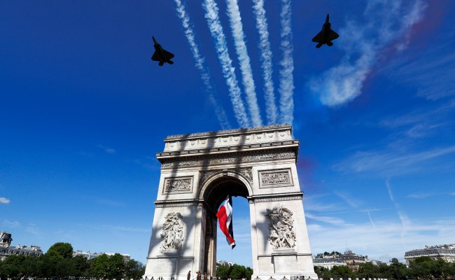Bastille Day France Gives Big Nod To U S At Annual