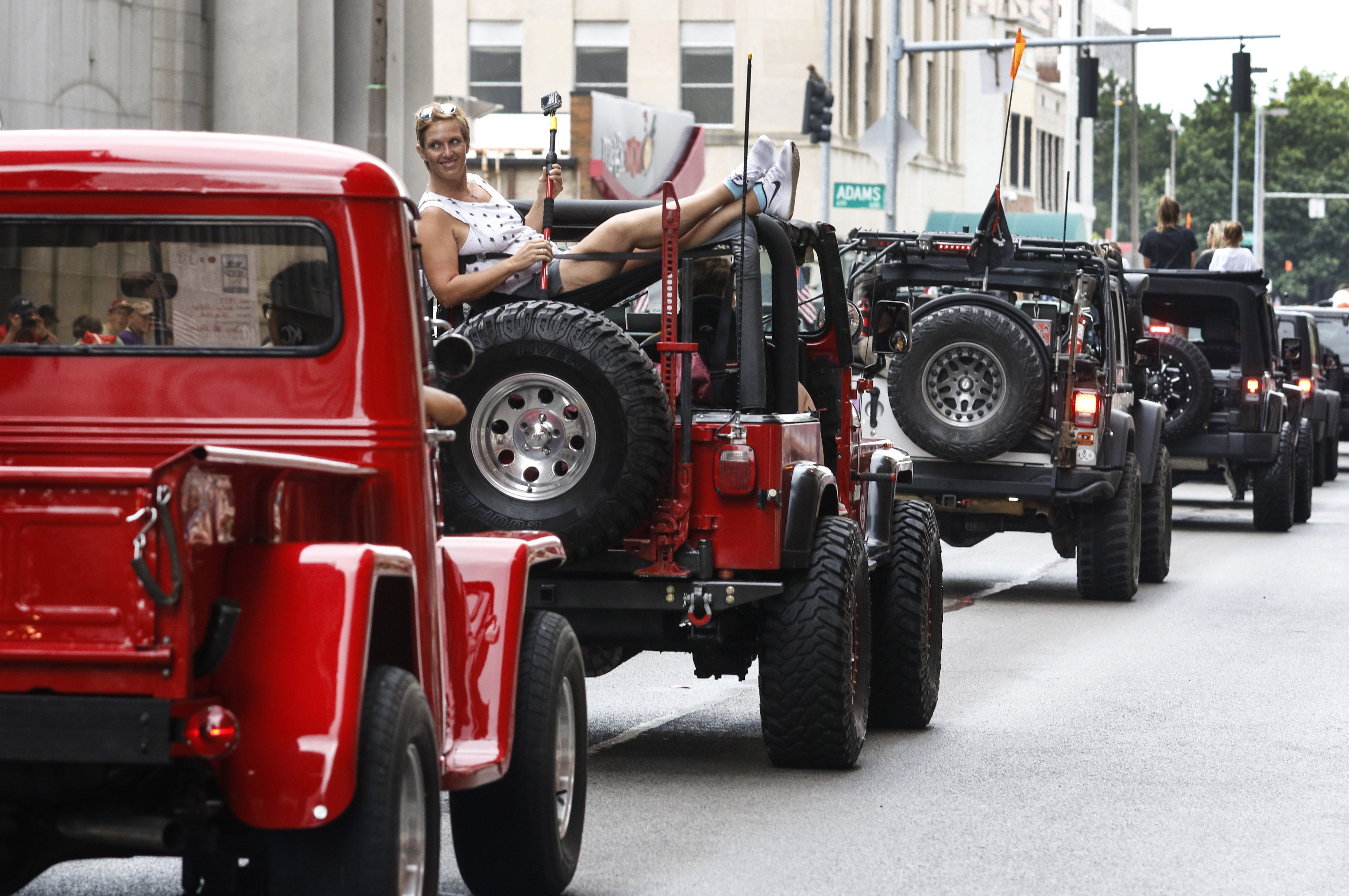 Jeep Fest To Roar Back In 2018 After A Year Off The Blade