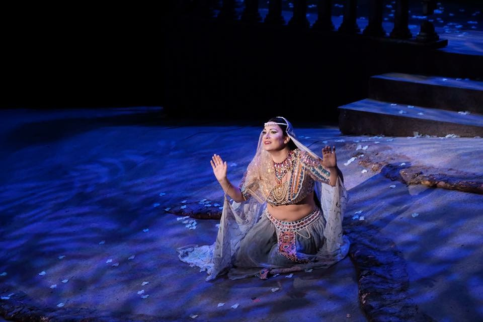 Toledo Operas Pearl Fishers Opens Mostly With Beauty