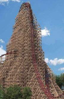 Cedar Point Roller Coaster Steel Vengeance